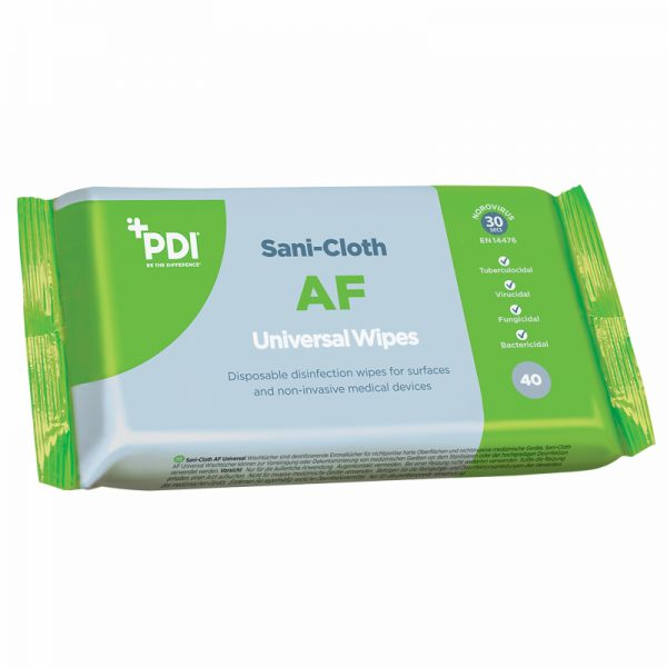 PDI Sani-Cloth Wipes - Nayble Ltd