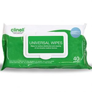 Clinell Wipes - Nayble Ltd