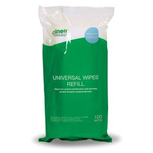 Clinell 110 wipes - nayble ltd