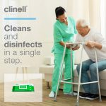 Clinell Universal Wipes - Pack of 40 Wipes - Nayble Ltd.
