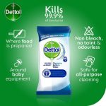 Dettol 30 wipes nayble ltd