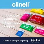 Clinell 200 wipes - Nayble LtdClinell 100 wipes - Nayble Ltd