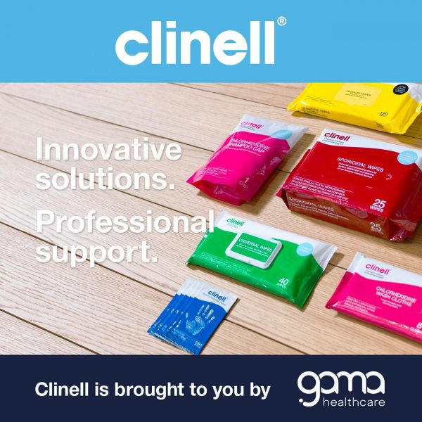 Clinell Antimicrobial 20 Wipes - Nayble Ltd