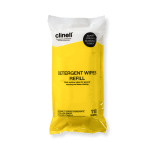 Clinell detergent wipes 110 wipes - Nayble Ltd