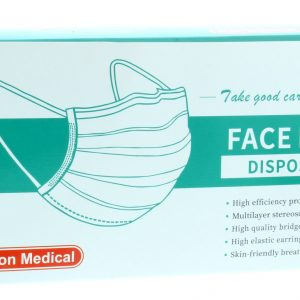 Disposable Face Masks - Nayble Ltd