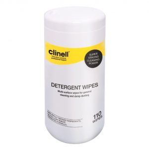 Clinell Tube of 110 Wipes - Nayble Ltd