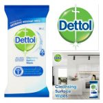 Dettol Wipes - Nayble Ltd