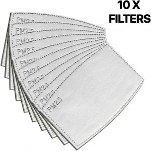 face mask PM2.5 Filters - Nayble Ltd