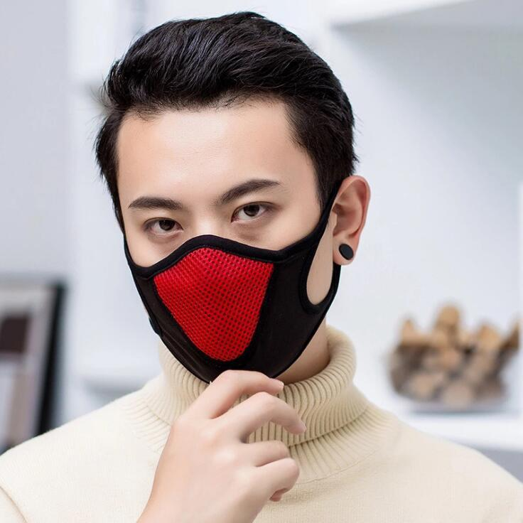 Sulaite cycling red face mask