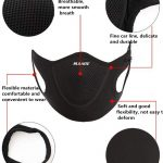 Sulaite cycling face mask