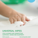 Clinell 100 wipes- nayble