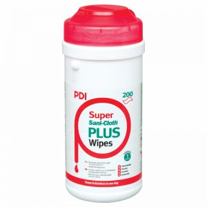 PDI Super Sani-Cloth Plus Wipes nayble