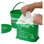 Clinell universal 225 wipes - nayble ltd