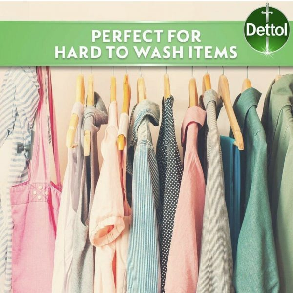 Dettol Spray Nayble Ltd For Hard To Wash Clothes